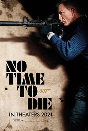 James Bond No Time To Die Movie Image